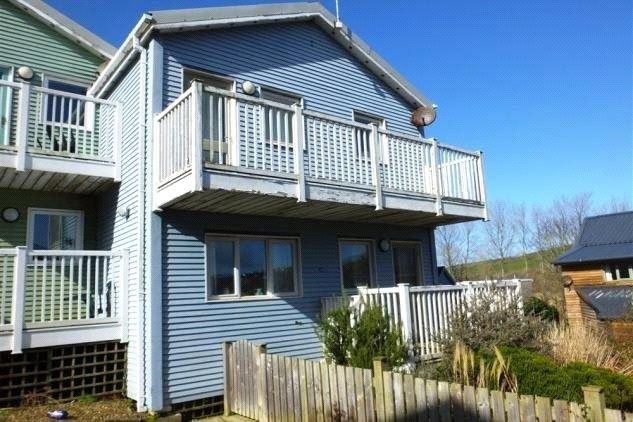 Thumbnail Semi-detached house for sale in 16 Freshwater Bay, Trewent Park, Freshwater East, Pembroke