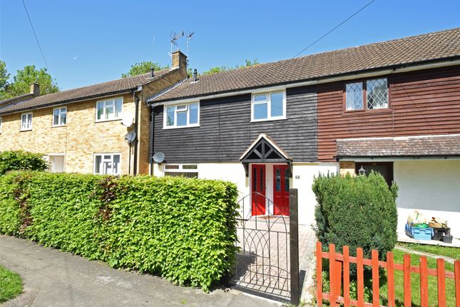 Terraced house for sale in North Green, Bracknell, Berkshire