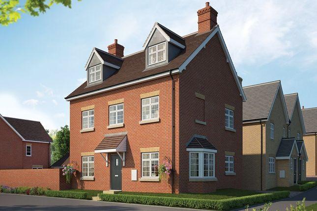 Thumbnail Detached house for sale in New Cardington, Condor Boulevard, Bedford