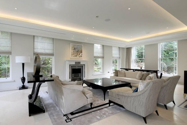 Thumbnail Detached house for sale in Camp End Road, St Georges Hill, Weybridge, Surrey