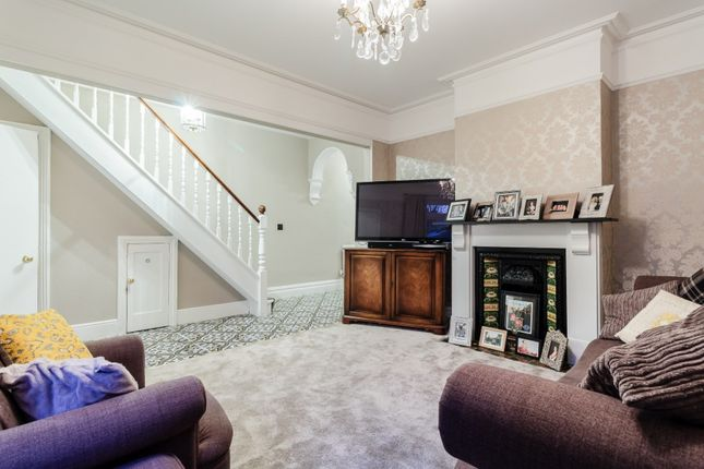 Thumbnail Terraced house for sale in Quilter Road, Felixstowe, Suffolk