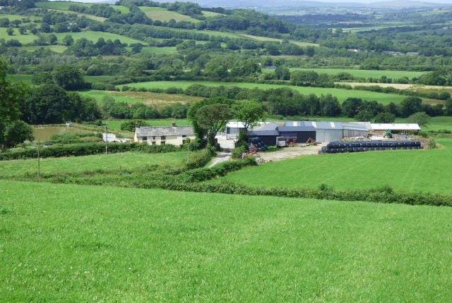 Thumbnail Farm for sale in Llanboidy, Whitland