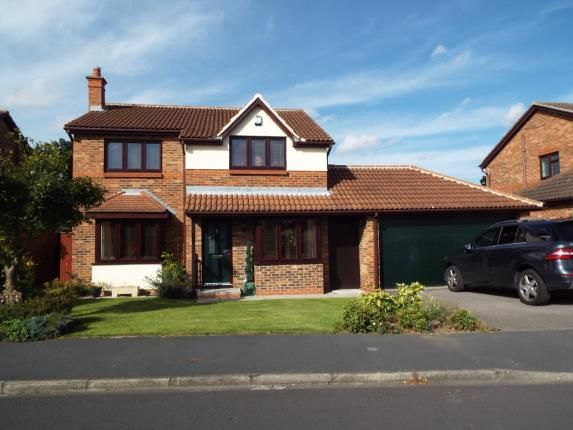 Thumbnail Detached house for sale in Tameside, Stokesley, Middlesbrough, North Yorkshire