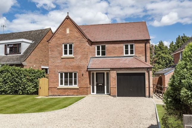 Thumbnail Detached house for sale in Hawthorn House, Node Hill, Studley