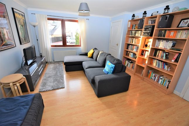Thumbnail Detached house for sale in Grantown Avenue, Airdrie