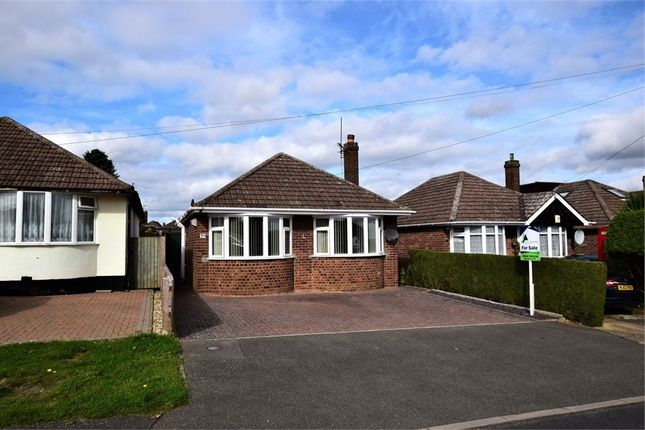 Thumbnail Detached bungalow for sale in Woodside Avenue, Boothville, Northampton