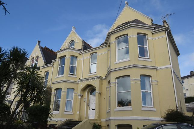 Thumbnail Flat for sale in Connaught Avenue, Mannamead, Plymouth
