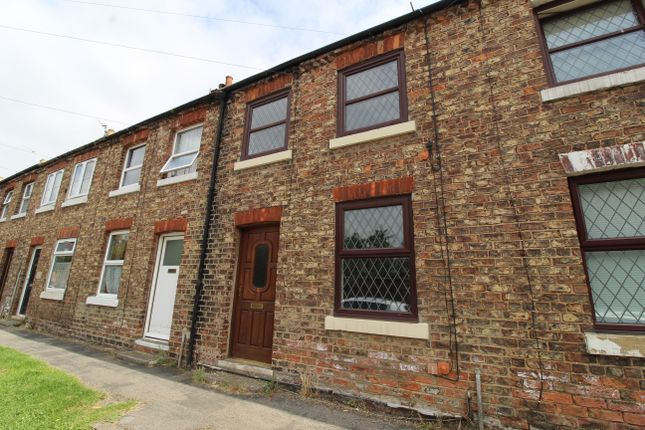 Thumbnail Terraced house for sale in Sowerby Road, Sowerby, Thirsk