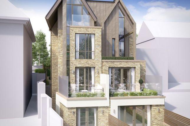 Thumbnail Semi-detached house for sale in Cottenham Park Road, London