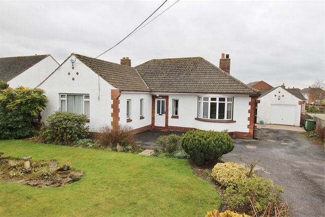 Thumbnail Detached bungalow for sale in Old Brackenlands, Wigton, Cumbria