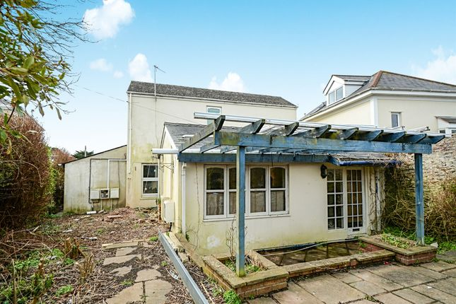 Thumbnail Property for sale in Grafton Road, Torquay