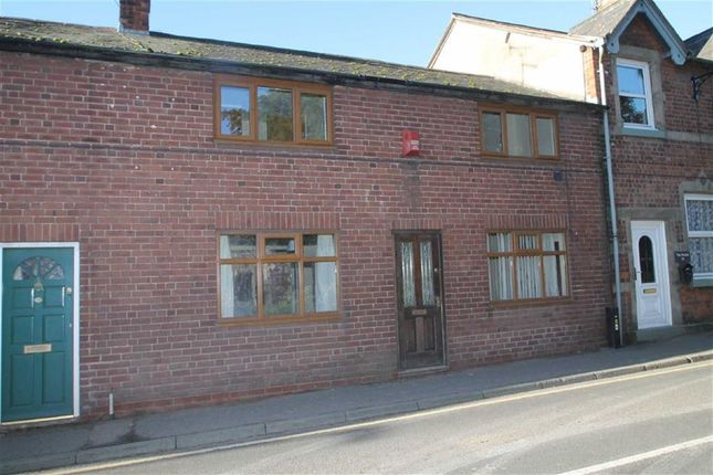 Thumbnail Terraced house for sale in Mill Street, Wem, Shrewsbury