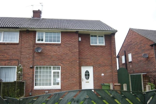 Thumbnail Semi-detached house to rent in Watling Road, Castleford