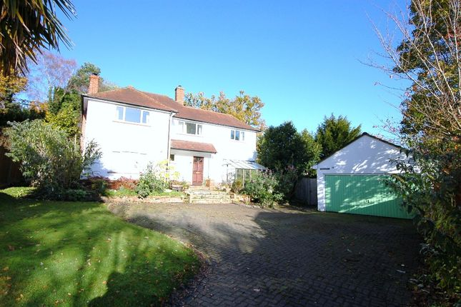 Thumbnail Detached house for sale in Higgs Lane, Bagshot