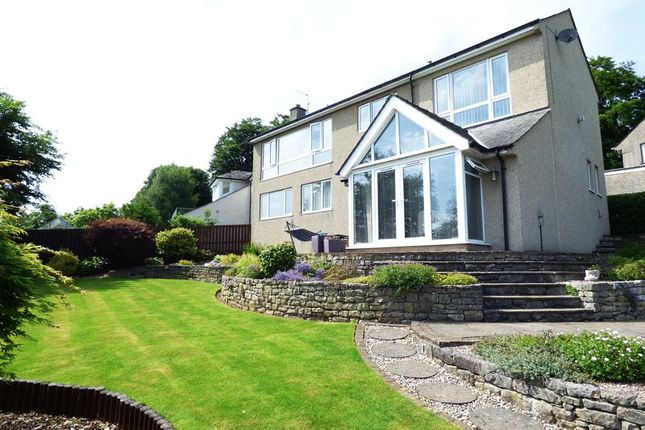 Thumbnail Detached house for sale in Stonecross Green, Kendal