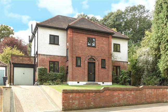 Thumbnail Detached house for sale in Longton Avenue, Sydenham, London