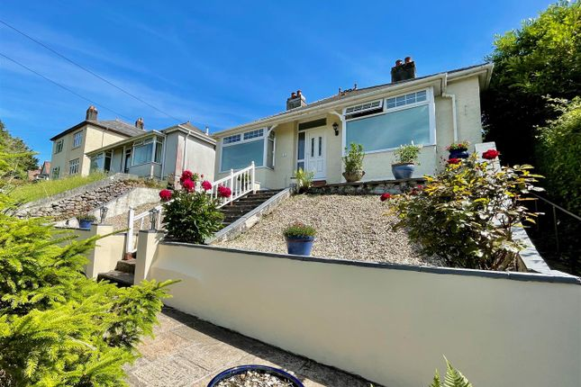 Thumbnail Detached bungalow for sale in Billacombe Road, Plymstock, Plymouth