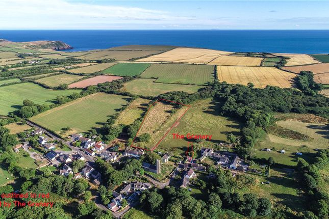Thumbnail Detached house for sale in The Granary, Hodgeston, Pembroke, Pembrokeshire