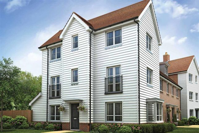 "4 bed town house for sale in ""The Willington - Plot 20"" at Edmett Way, Maidstone ME17"