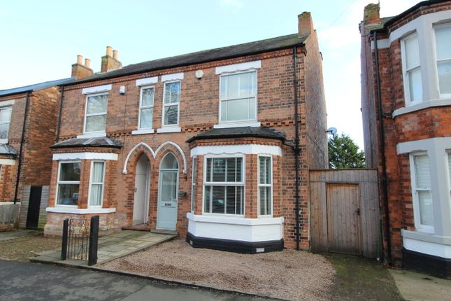 Thumbnail Semi-detached house for sale in Conway Road, Carlton, Nottingham