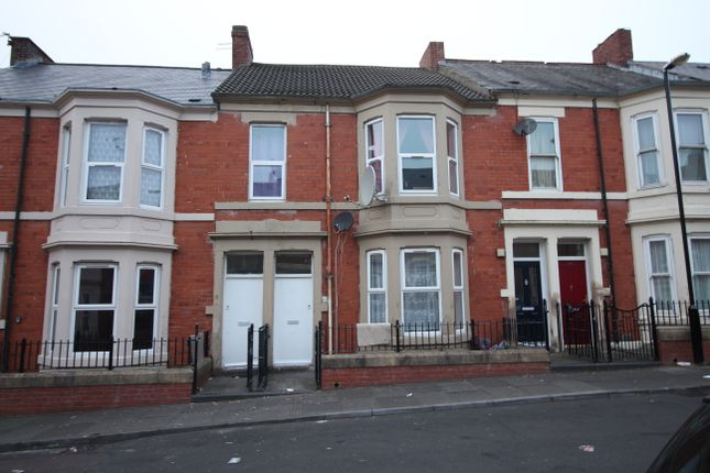 Thumbnail Terraced house for sale in Ellesmere Road, Newcastle Upon Tyne