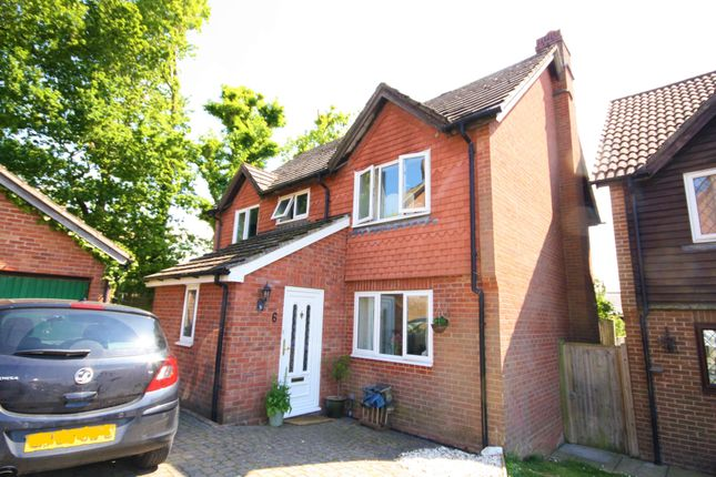 Thumbnail Detached house to rent in Wares Field, Ridgewood, Uckfield