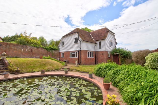 Thumbnail Detached house for sale in Maidstone Road, Marden, Tonbridge