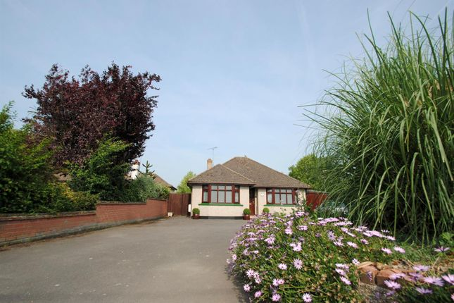 Thumbnail Detached bungalow for sale in Stambridge Road, Stambridge, Rochford