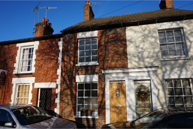 Thumbnail Terraced house for sale in George Street, Berkhamsted