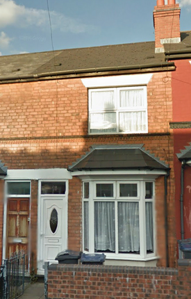 Thumbnail Terraced house for sale in Ludlow Road, Birmingham