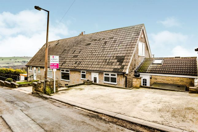 Thumbnail Semi-detached house for sale in Blackwall Lane, Sowerby Bridge