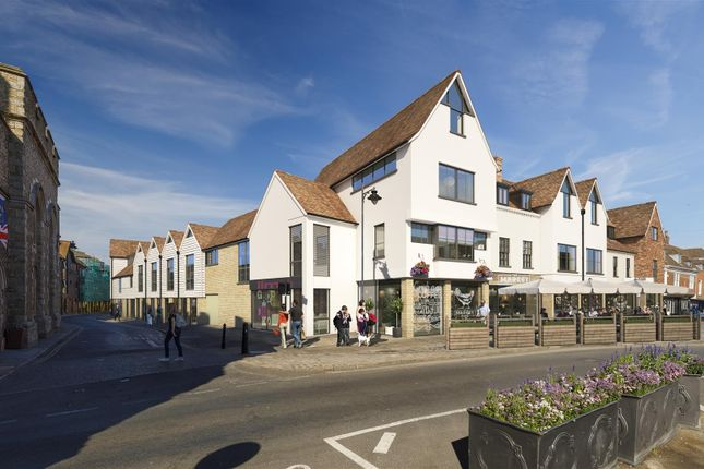 Thumbnail Retail premises to let in Westgate Garden Flats, St. Peters Place, Canterbury