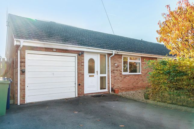 2 bed semi-detached bungalow for sale in Hertford Road, Cheltenham, Gloucestershire