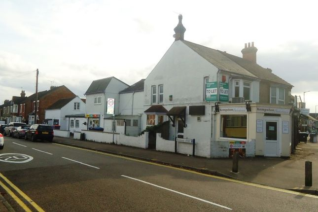 Thumbnail Commercial property for sale in 88, 88A & 88B Bedford Road, Kempston, Bedfordshire