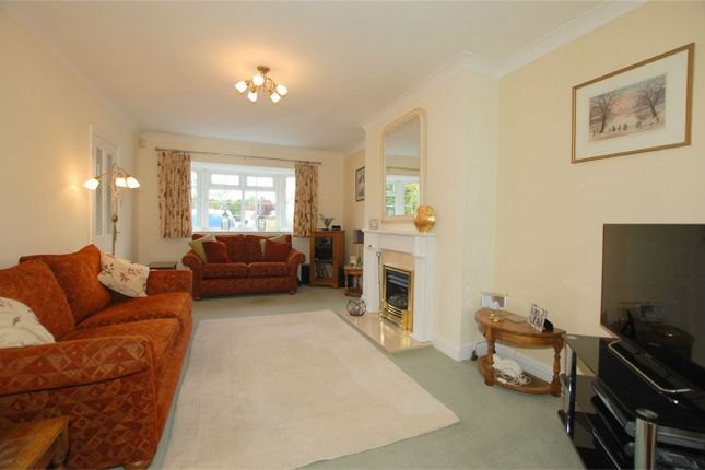 Thumbnail Semi-detached house for sale in Wolfe Close, Bromley, Kent