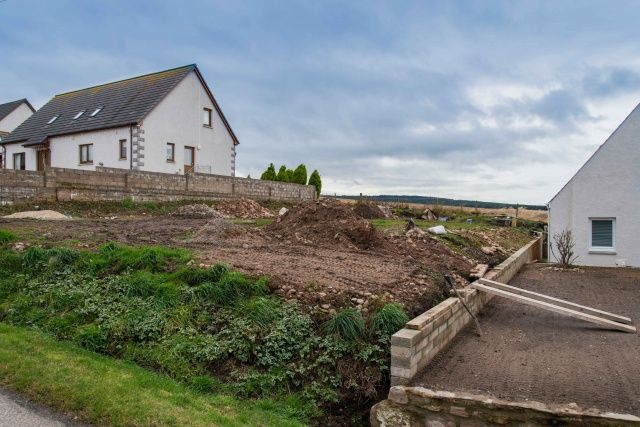 Land for sale in Clochan, Buckie, Moray