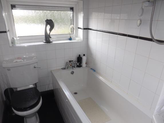 Bathroom Of Wakefield Street Golborne Warrington WA3