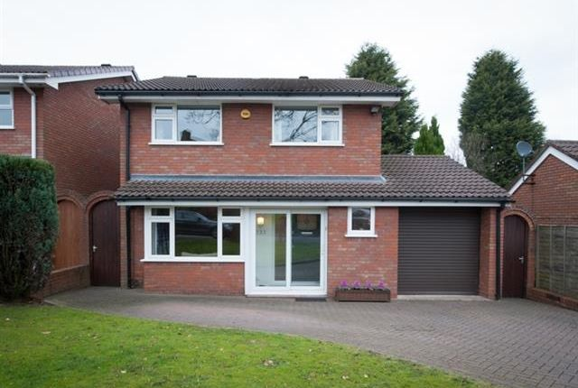 Thumbnail Detached house for sale in Hill Hook Road, Four Oaks, Sutton Coldfield