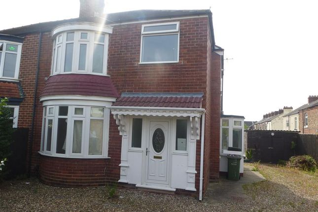 Thumbnail Property to rent in Grove Terrace, Stockton-On-Tees