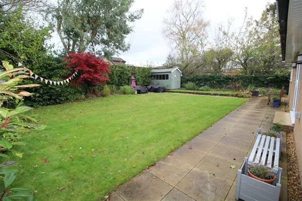 Rear Lawn of Langdale Road, Leyland PR25