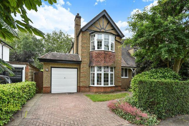 Thumbnail Semi-detached house for sale in Crossways, Gidea Park
