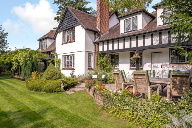 Thumbnail Detached house for sale in North Hill, Little Baddow, Chelmsford