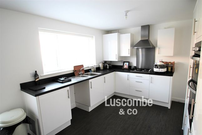 Thumbnail Semi-detached house to rent in Maplewood, Langstone