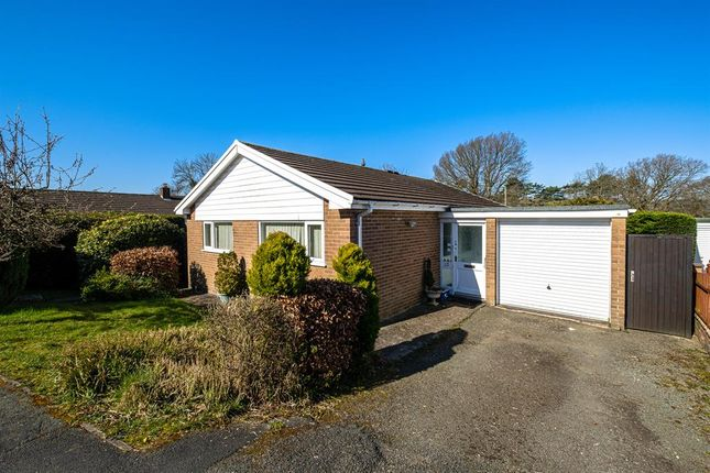 Thumbnail Detached house for sale in Holcombe Drive, Llandrindod Wells