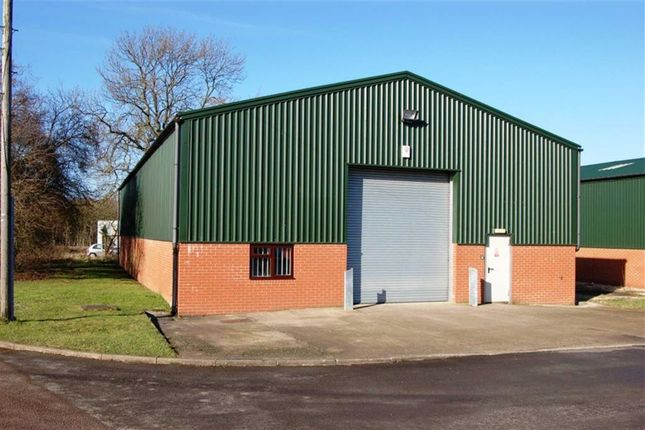 Thumbnail Light industrial to let in Unit 9, Bruntingthorpe Industrial Estate, Upper Bruntingthorpe, Leicestershire