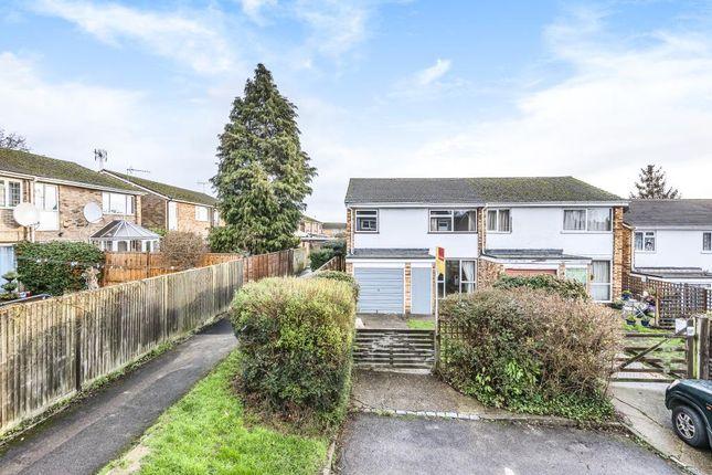 Thumbnail Semi-detached house to rent in Quantock Avenue, Caversham Park