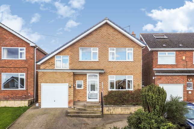 Thumbnail Detached house for sale in Morton Gardens, Radcliffe-On-Trent, Nottingham