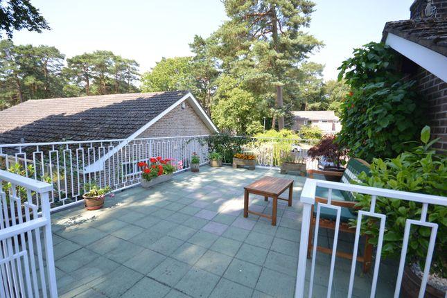 Roof Terrace of Widworthy Drive, Broadstone BH18