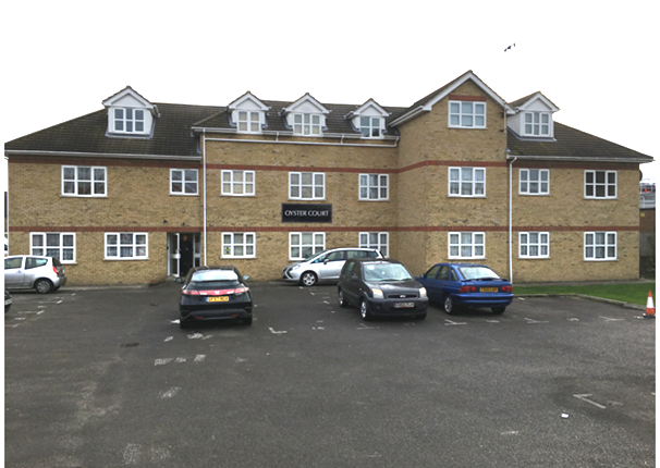 Thumbnail Flat to rent in Oyster Court, Eldertree Road, Canvey Island