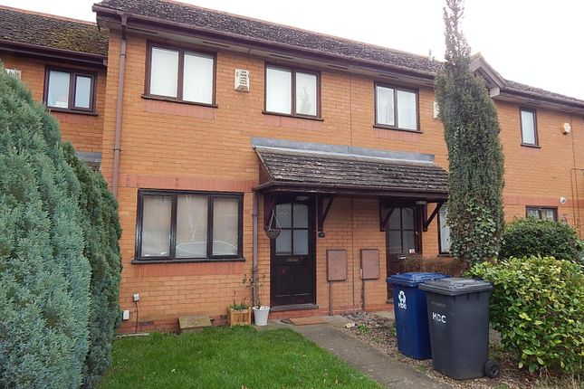 Thumbnail Terraced house to rent in Crummock Water, Huntingdon